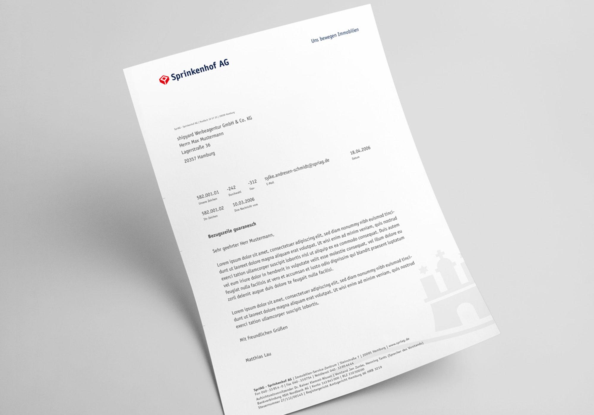 001_Sprinkenhof_Briefpaper