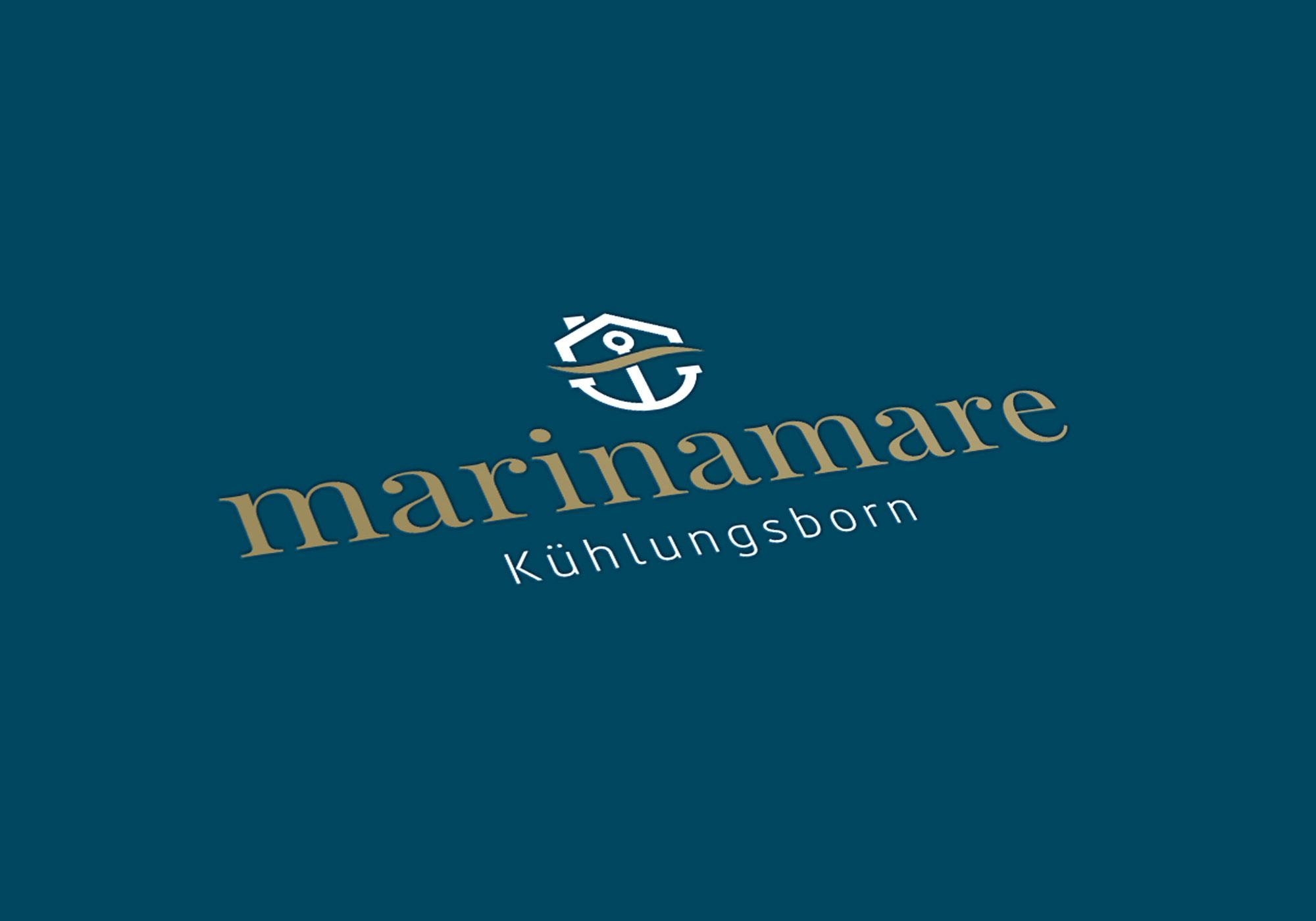 marinamare Logo